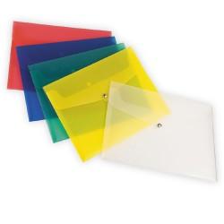 Πλαστικό Ντοσιέ συνεδρίων Διαφανές